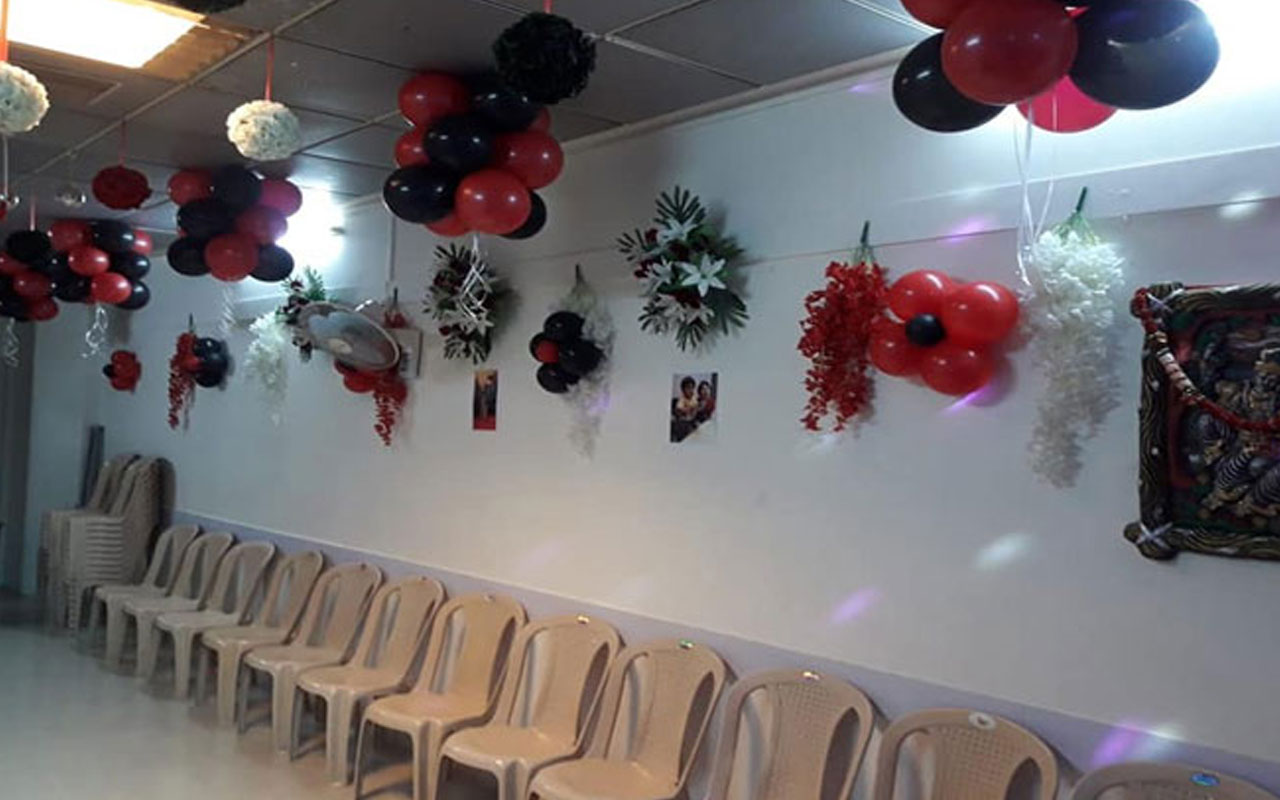 Gigazone Party Hall